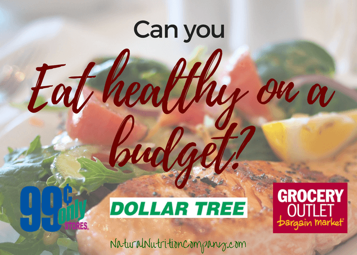 How To Eat Healthy On A Budget And Lose Weight Natural Nutrition